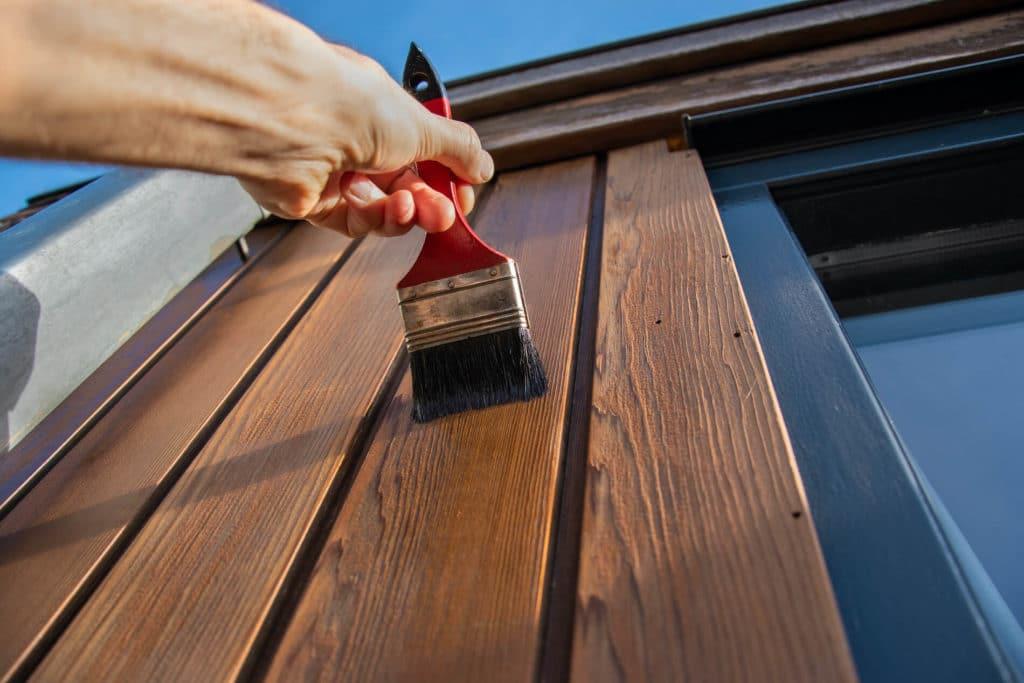 สีทาบ้านสำหรับงานไม้
